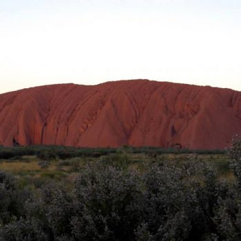 Uluru or Ayer's Rock, Australia